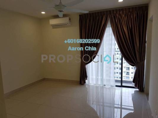 Serviced Residence For Rent in Maisson, Ara Damansara Freehold Semi Furnished 3R/2B 2.5k