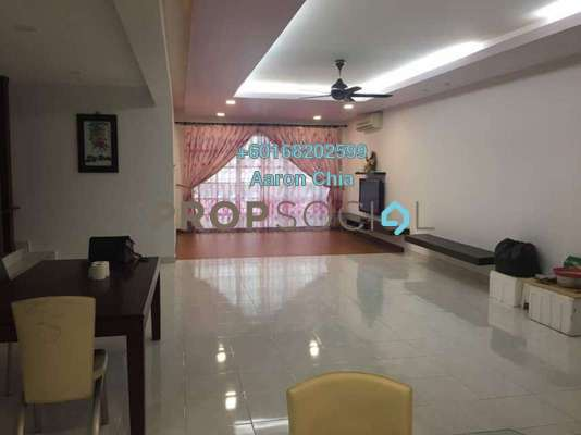 Condominium For Rent in Sterling, Kelana Jaya Freehold Fully Furnished 4R/3B 2.8k