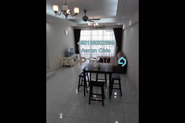 Condominium For Rent in Sterling, Kelana Jaya Freehold Fully Furnished 3R/2B 2.65k
