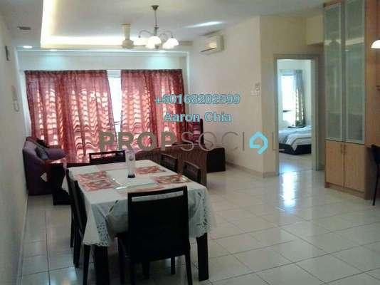 Apartment For Rent in Pelangi Damansara Sentral, Mutiara Damansara Freehold Fully Furnished 2R/2B 1.9k