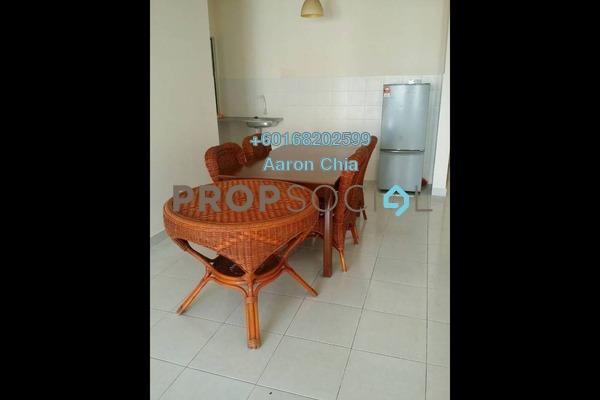 Apartment For Rent in Pelangi Damansara Sentral, Mutiara Damansara Freehold Semi Furnished 2R/2B 1.7k