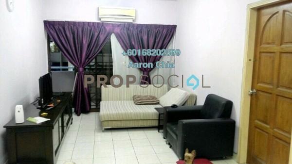 Condominium For Rent in Palm Spring, Kota Damansara Freehold Fully Furnished 3R/2B 1.7k