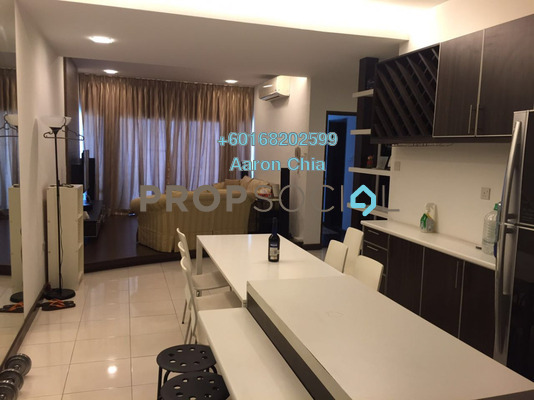 Condominium For Rent in Metropolitan Square, Damansara Perdana Freehold Fully Furnished 3R/2B 2.75k