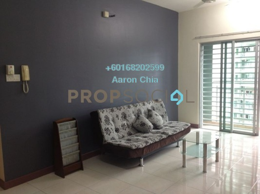 Condominium For Rent in Metropolitan Square, Damansara Perdana Freehold Fully Furnished 2R/2B 2.3k