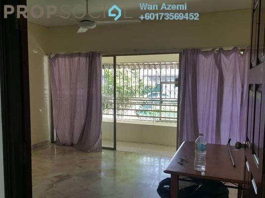 Apartment For Rent in Baiduri Apartment, Desa Pandan Freehold Semi Furnished 3R/2B 1.5k