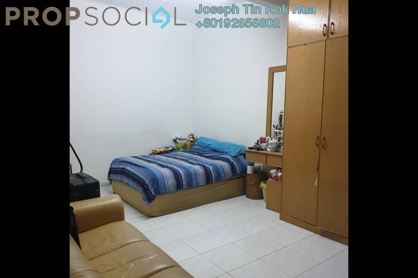 Terrace For Sale in Taman OUG, Old Klang Road Leasehold Semi Furnished 3R/1B 650k
