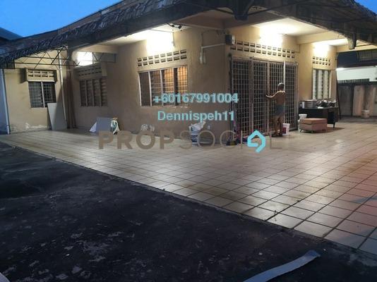 Bungalow For Rent in Taman Daya, Tebrau Freehold Unfurnished 4R/2B 1.5k