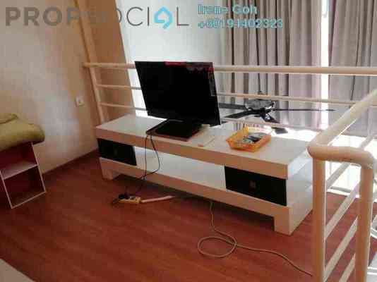 Duplex For Sale in The CEO, Bukit Jambul Freehold Fully Furnished 0R/0B 280k