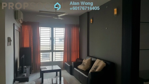 Condominium For Sale in e-Tiara, Subang Jaya Freehold Fully Furnished 2R/2B 560k