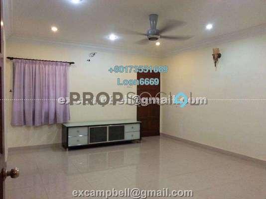 Terrace For Rent in Taman Sri Bintang, Kepong Freehold Semi Furnished 4R/3B 2.4k