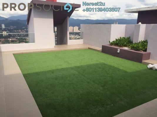 Condominium For Rent in Platinum Lake PV21, Setapak Freehold Fully Furnished 2R/2B 1.8k