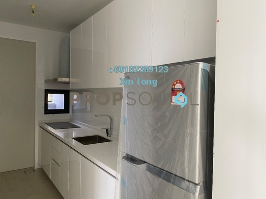 Condominium For Rent in SkyLuxe On The Park, Bukit Jalil Freehold Semi Furnished 1R/1B 1.8k