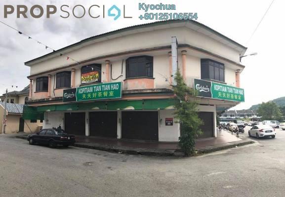 Office For Rent in Taman Rasi Jaya, Menglembu Freehold Unfurnished 2R/2B 800translationmissing:en.pricing.unit