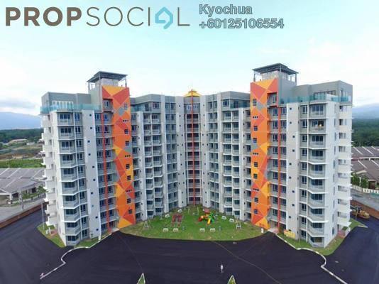 Condominium For Rent in Sri Klebang, Bandar Baru Sri Klebang Freehold Unfurnished 2R/2B 650translationmissing:en.pricing.unit