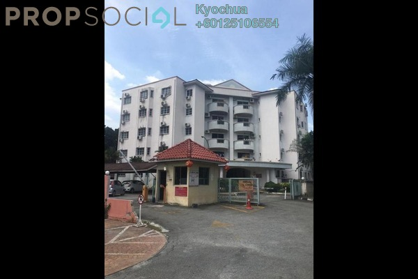Condominium For Sale in SD6 @ Gunung Rapat, Ipoh Freehold Fully Furnished 3R/2B 200k