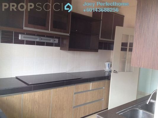 Condominium For Sale in Greenview Residence, Bandar Sungai Long Freehold Semi Furnished 3R/2B 455k