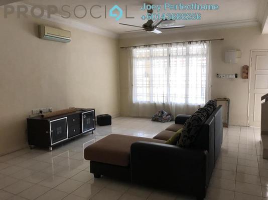 Terrace For Rent in Section 3, Bandar Mahkota Cheras Freehold Unfurnished 4R/3B 1.48k