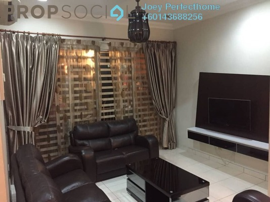 Condominium For Sale in Greenview Residence, Bandar Sungai Long Freehold Semi Furnished 3R/2B 449k