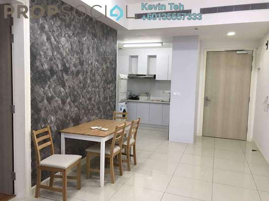 Condominium For Rent in Nadi Bangsar, Bangsar Freehold Fully Furnished 1R/1B 2.8k