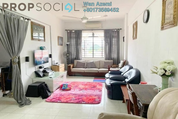 Apartment For Sale in Hata Square, Pandan Indah Freehold Semi Furnished 3R/2B 300k