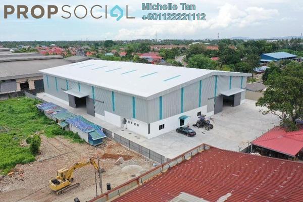 Factory For Sale in Jalan Kapar, Klang Freehold Unfurnished 0R/0B 9.8m