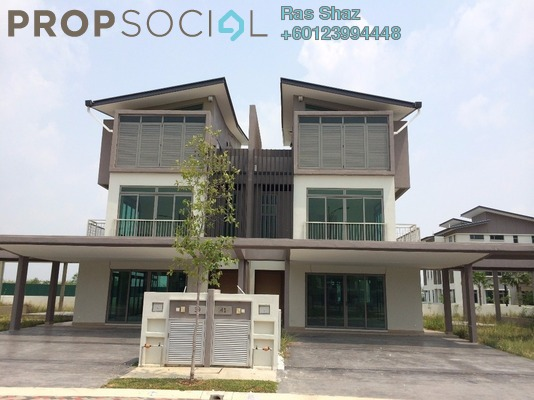 Semi-Detached For Sale in Zen Park, Cheras Freehold Semi Furnished 6R/6B 1.75m