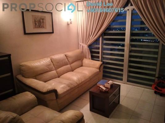 Condominium For Sale in U-Garden, Gelugor Freehold Semi Furnished 3R/2B 348k