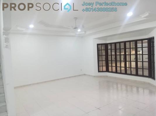 Semi-Detached For Sale in Taman Bukit Permai, Cheras Freehold Unfurnished 4R/3B 852k