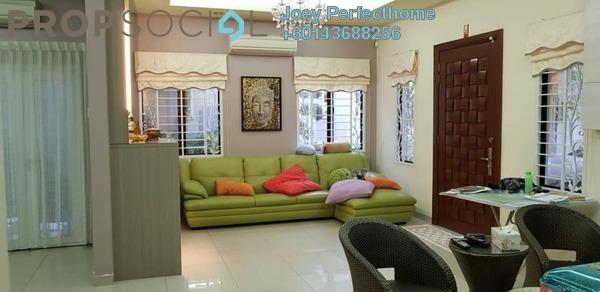 Semi-Detached For Sale in Section 3, Bandar Mahkota Cheras Freehold Semi Furnished 4R/5B 1.25m