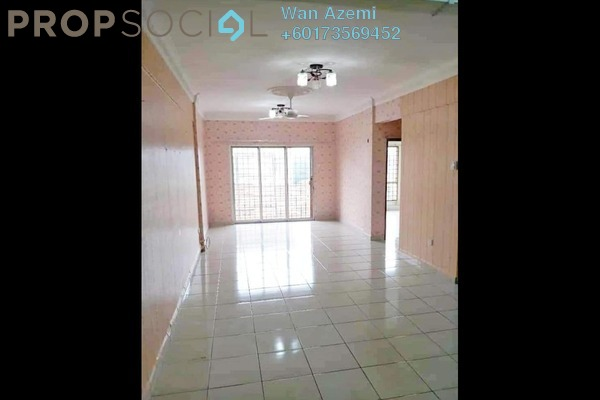 Apartment For Sale in Pangsapuri Kajang Impiana, Kajang Freehold Semi Furnished 3R/2B 289k
