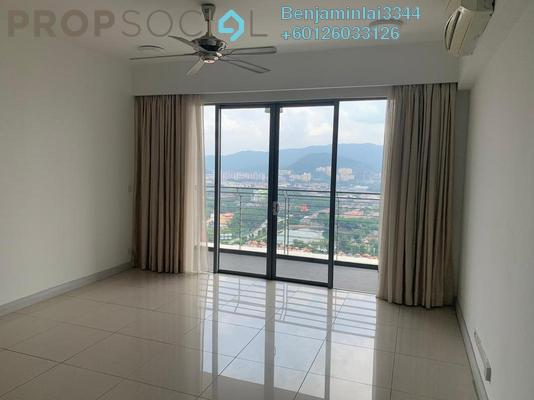 Condominium For Rent in The Westside One, Desa ParkCity Freehold Semi Furnished 2R/3B 3.2k