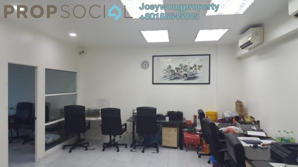 Office For Rent in Queen's Avenue, Cheras Freehold Fully Furnished 2R/1B 2.6k