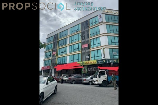 Office For Rent in Taman Taynton View, Cheras Freehold Unfurnished 0R/1B 3k