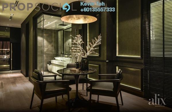 Condominium For Sale in Alix Residences, Kuala Lumpur Freehold Semi Furnished 3R/3B 1.19m