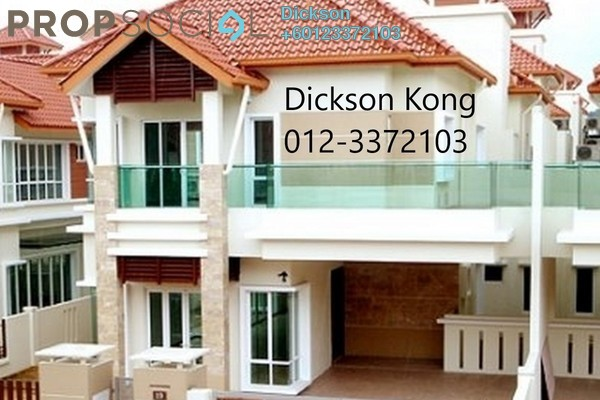 Semi-Detached For Sale in Villa Manja, Bandar Menjalara Freehold Semi Furnished 6R/5B 3.6m