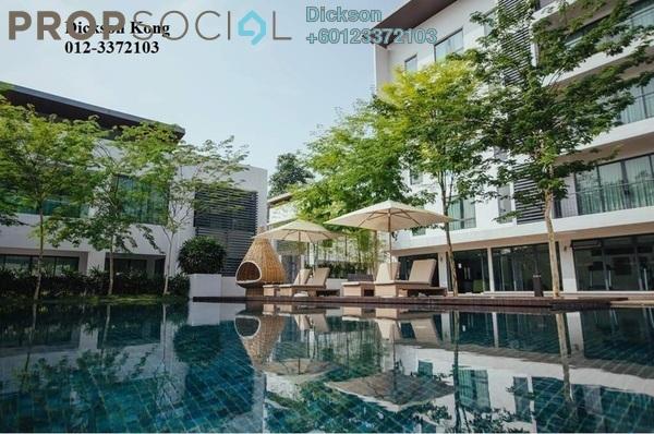 Bungalow For Rent in Bukit Ledang, Damansara Heights Freehold Semi Furnished 5R/6B 15k