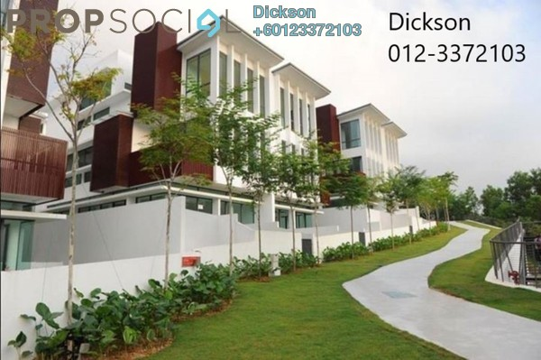 Semi-Detached For Sale in The Airie, Bandar Sri Damansara Freehold Fully Furnished 5R/6B 1.89m
