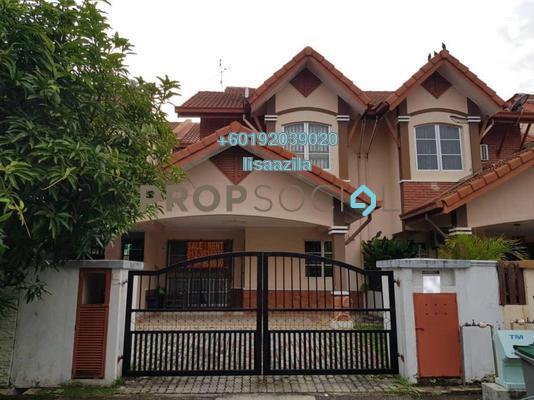Terrace For Rent in Laman Bakawali, Kota Seriemas Freehold Fully Furnished 4R/3B 1.65k