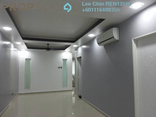 Terrace For Sale in Taman Seri Minang, Cheras South Freehold Semi Furnished 3R/2B 520k