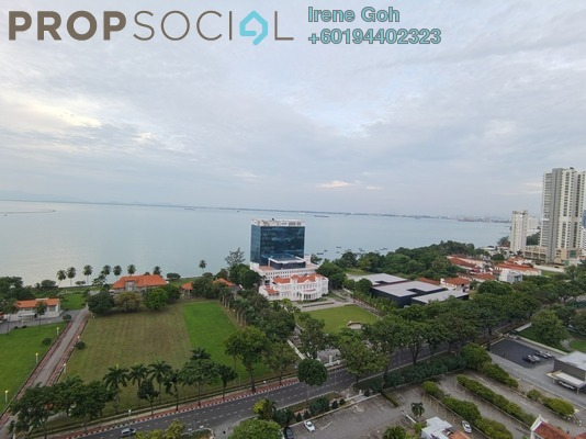Condominium For Sale in Sri Perdana, Georgetown Freehold Fully Furnished 3R/2B 690k