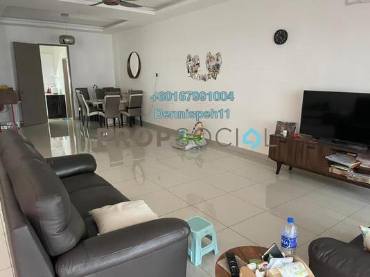 Terrace For Rent in Taman Seri Austin, Johor Bahru Freehold Fully Furnished 4R/4B 1.8k