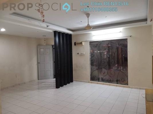 Terrace For Sale in Section 1, Bandar Mahkota Cheras Freehold Semi Furnished 5R/4B 838k