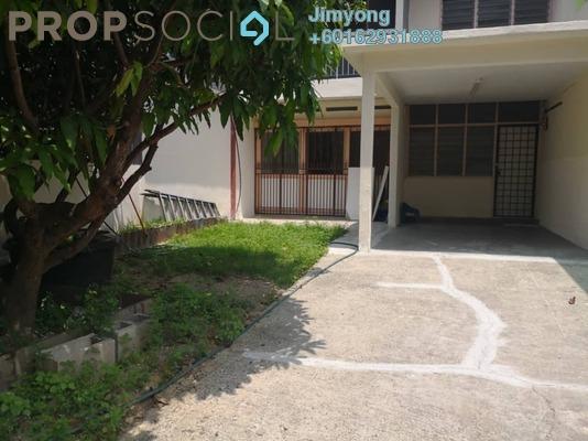 Terrace For Rent in SS8, Kelana Jaya Freehold Semi Furnished 5R/3B 1.7k