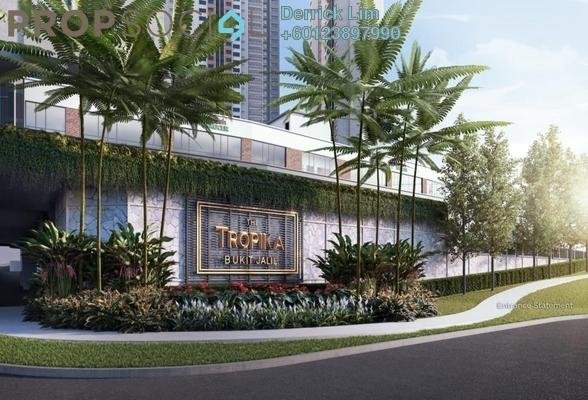 Condominium For Sale in The Tropika, Bukit Jalil Freehold Semi Furnished 2R/2B 620k