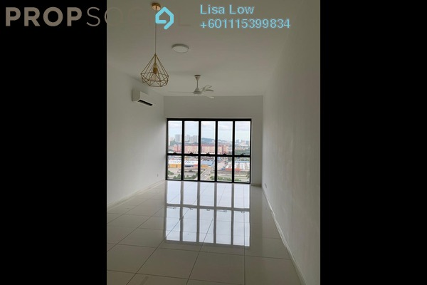 Serviced Residence For Rent in Icon City, Petaling Jaya Freehold Semi Furnished 2R/1B 1.6k