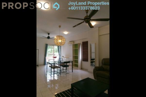 Apartment For Sale in Pelangi Damansara, Bandar Utama Freehold Fully Furnished 3R/2B 450k
