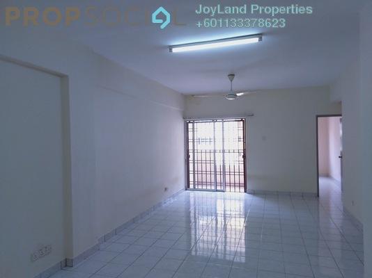 Apartment For Rent in Pelangi Damansara, Bandar Utama Freehold Unfurnished 3R/2B 1.1k