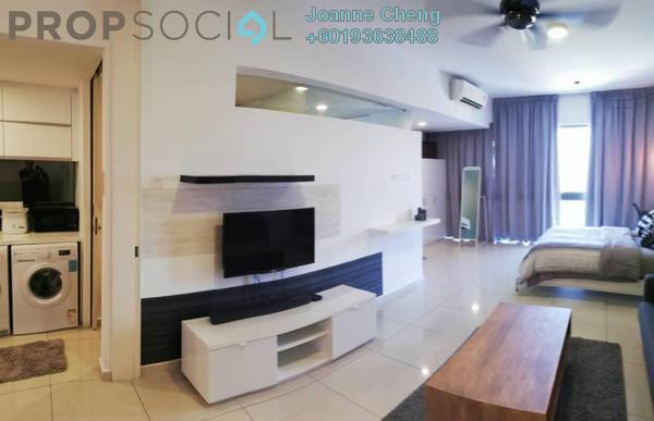 Serviced Residence For Rent in Latitud 3, Petaling Jaya Freehold Fully Furnished 1R/2B 1.7k