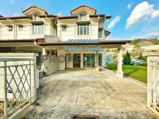 Terrace For Sale in Taman Puncak Saujana, Kajang Freehold Unfurnished 4R/3B 980k