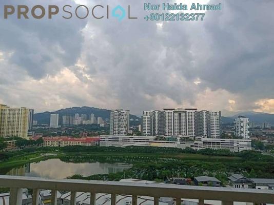 Condominium For Rent in Platinum Lake PV16, Setapak Freehold Semi Furnished 4R/4B 1.6k
